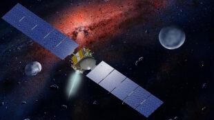 Sonda kosmiczna wykonała milowy krok