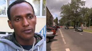 """Etiopczyk napadnięty przed blokiem. """"Bili mnie. Krzyczeli: czarnuchu!"""""""