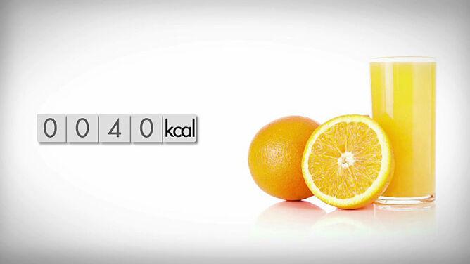 Ile kalorii mają owocowe soki?