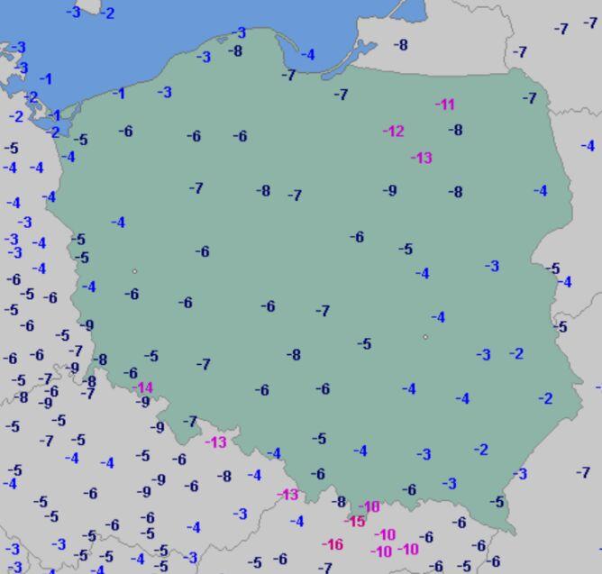 Temperatura minimalna 20 marca (wetteronline.de)