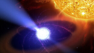 Diament wielkości Błękitnej Planety. Znajduje się 900 lat świetlnych od nas