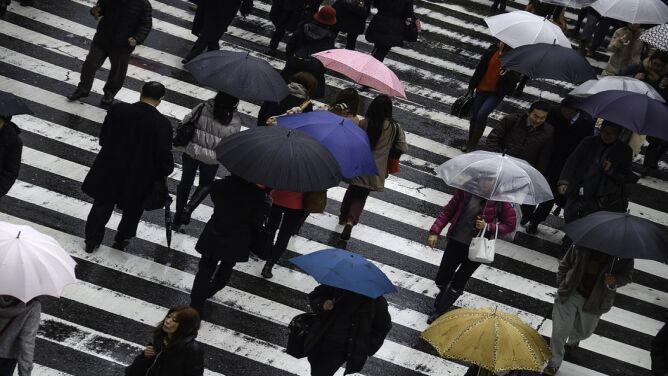 Duże ochłodzenie i deszcz