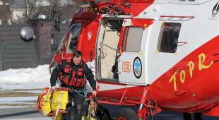 Kolejny śmiertelny wypadek w Tatrach (Grzegorz Mormot/PAP)