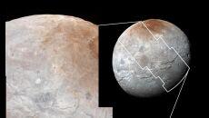 Najnowsze zdjęcia Charona z sondy New Horizons (NASA)