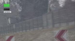 Zima wróciła do Katowic (czwartek)