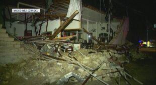 Teksas: w nocy przeszła gwałtowna burza